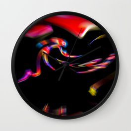 Abstract Perfection 39 Wall Clock