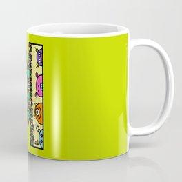 Letter M Coffee Mug