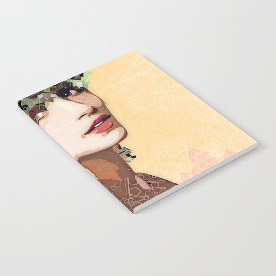 Green eyes Notebook