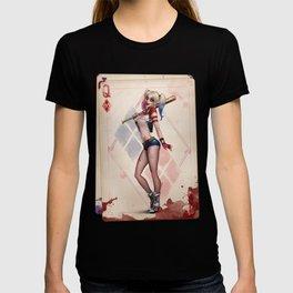 Quinn of Diamonds T-shirt