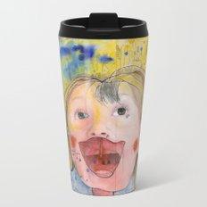 I feel happy Travel Mug