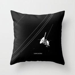 CASSINI-HUYGENS Throw Pillow