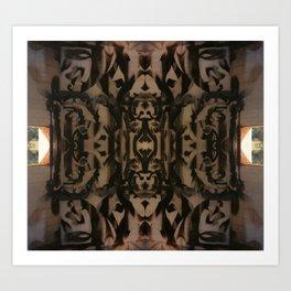 Ornamentique Art Print