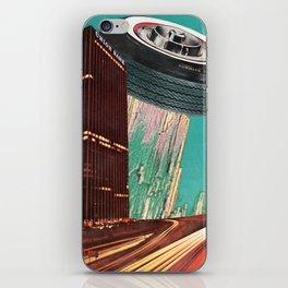Tyre Sum UFO's iPhone Skin