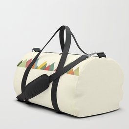 Mountain range Duffle Bag