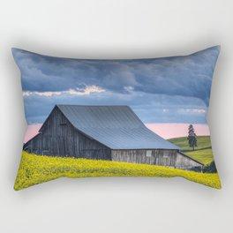 Canola Sunset Rectangular Pillow