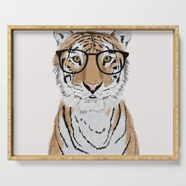 Clever Tiger Serving Tray