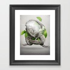 Recreatio Framed Art Print