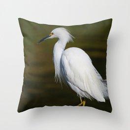 The Vindictive Gent  Throw Pillow