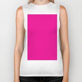Simply Magenta Pink Biker Tank