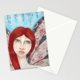 One day is enough. Stationery Cards