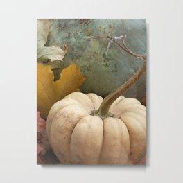 pumpkin lovin' Metal Print
