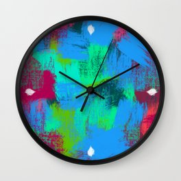Hedge Wall Clock