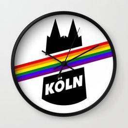 Köln Gay Pride Christopher Street Day CSD LGBT Wall Clock