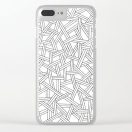 The Universe Clear iPhone Case