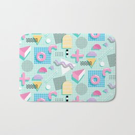 Memphis Sweet Candies Bath Mat