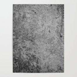 Concrete 1 Poster