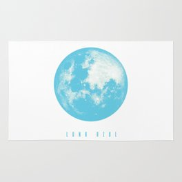 Luna Azul Rug