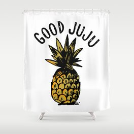 GOOD JUJU 2 Shower Curtain