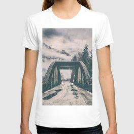 Silence bridge T-shirt