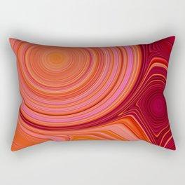 Abstract Creation by Robert S. Lee Rectangular Pillow