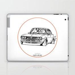 Crazy Car Art 0187 Laptop & iPad Skin