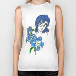 Sailor Mercury Biker Tank