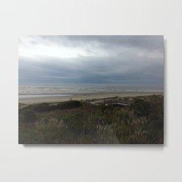 Dunes, Isle of Palms Metal Print