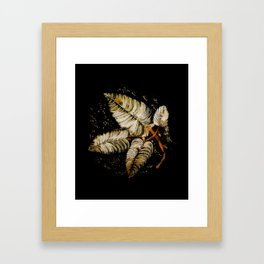 Hojarasca 1 Framed Art Print