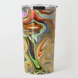 Fruit Salad Travel Mug