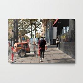 Adelaide Street Metal Print