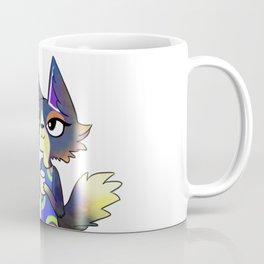 Animal Crossing Wolfgang Coffee Mug