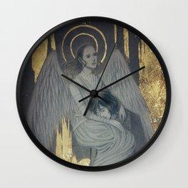 Reylo - Angel and Demon Wall Clock