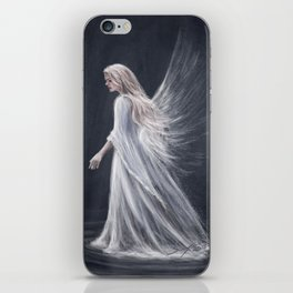 We Make Our Own Wings iPhone Skin