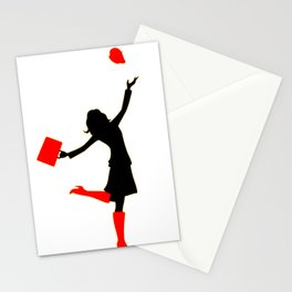 mary tyler moore Stationery Cards