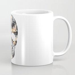 Skull of smoke and fire Coffee Mug