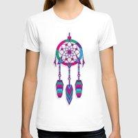dreamcatcher T-shirts featuring Dreamcatcher by Angel Decuir