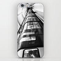subway iPhone & iPod Skins featuring SUBWAY by MarianaManina