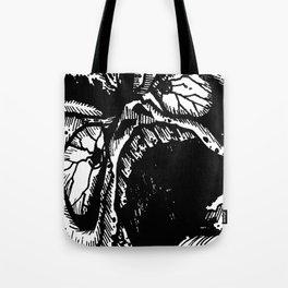 Desperate Monster Tote Bag