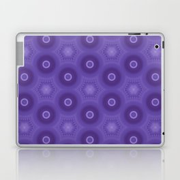 Fractal Cogs n Wheels in DPA02 Laptop & iPad Skin
