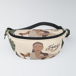 Foxy Mama Fanny Pack