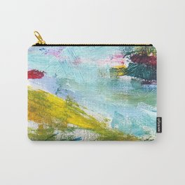 Flying Up - Abstract Painting Carry-All Pouch