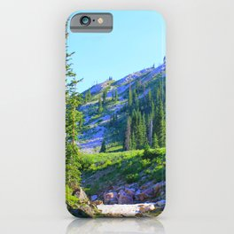 Sunny Forest  iPhone Case