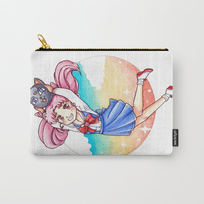 Chibiusa Carry-All Pouch