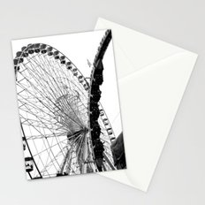 At the Fair: Round and Round Stationery Cards