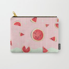 Summer Love - Watermelon Carry-All Pouch