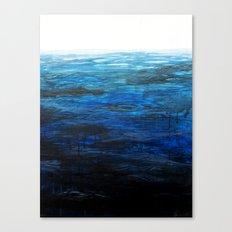 Sea Picture No. 4 Canvas Print