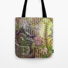 A Strict Code for Mourning Flowers (2) Tote Bag