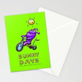 Sunny Days! Stationery Cards