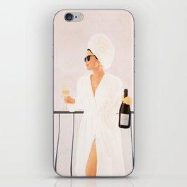 Morning Wine II iPhone Skin